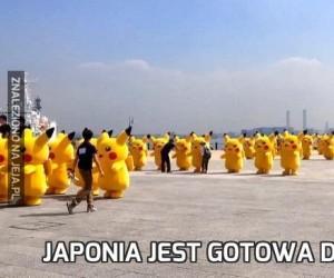 Japonia jest gotowa do wojny