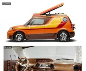 Nowy model Sciona inspirowany latami siedemdziesiątymi