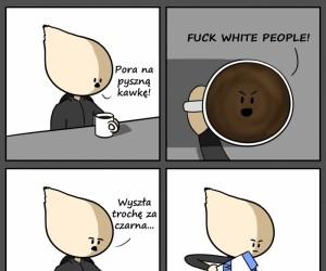 Trochę mleczka i po krzyku