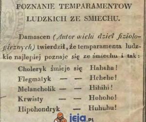 """""""Śmiechowa"""" teoria"""