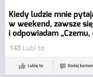 Weekendowe sekrety