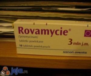 Lekarstwo na brudnego...