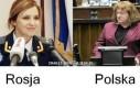 Kobiety u władzy Polska vs Rosja