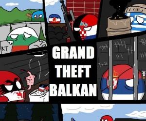 GTA - wersja Bałkańska
