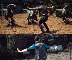 Jurassic World - przynajmniej próbowałeś...