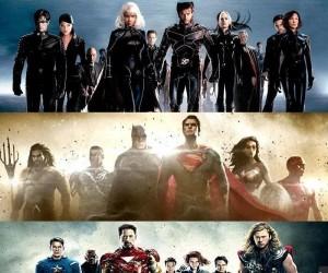 Ulubiona grupa superbohaterów?