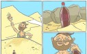 Cola na pustyni