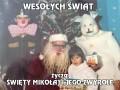 Wesołych Świąt życzy Santa squad