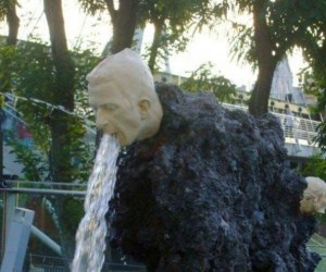 Niezwykła fontanna