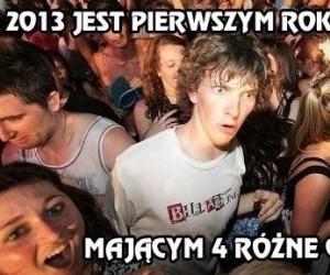 Szczególny rok 2013