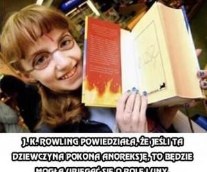 Harry Potter pomógł pokonać anoreksję