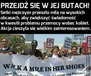 Przejdź się w jej butach