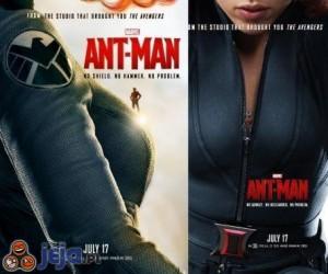 Najlepsze plakaty Ant Mana