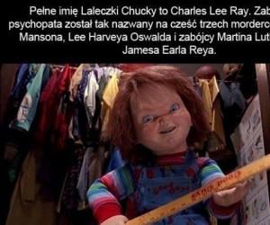 Ciekawostki na temat horrorów: Laleczka Chucky