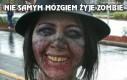 Nie samym mózgiem żyje zombie