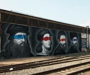 Teenage Mutant Ninja Renaissance Artists