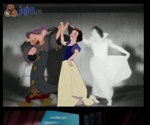 Postacie Disney'a z prawdziwymi aktorami sprzed lat