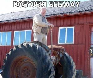 Rosyjski segway
