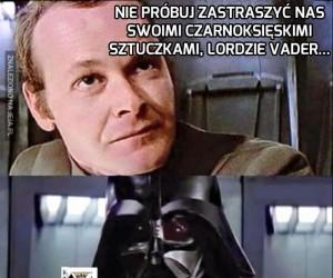 Vader rozpiernicza wszystkich