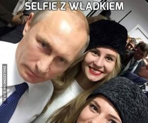 Selfie z Władkiem