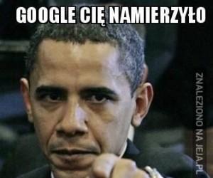 Google Cię namierzyło