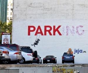 Banksy - mistrz sztuki ulicznej cz.1