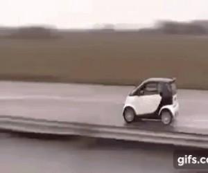 Crash test Smarta