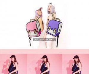 Plecaki jak z kreskówki