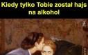 Hajs na alkohol