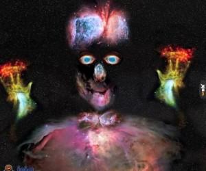 Kosmiczna twarz