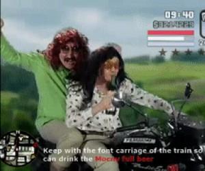 Za pociągiem, Walduś!