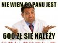 Typowy polski lekarz