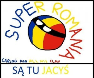 Super Rumunia!