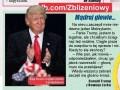 Śmieszek Trump