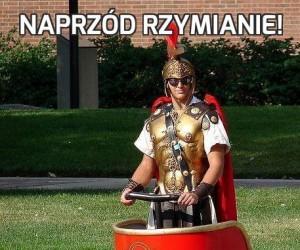 Naprzód Rzymianie!