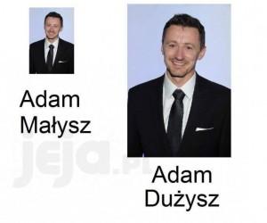 Adam śmieszek