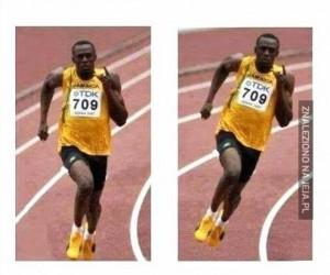 Dwa rodzaje Usaina