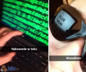 Jak obrażają hakerzy