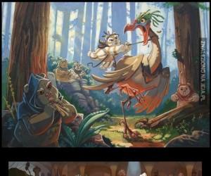 Oryginalne Gwiezdne Wojny jako serial animowany