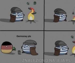 Stosunki grecko-niemieckie w jednym obrazku