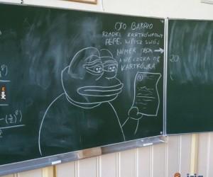 Kartkówkowy Pepe