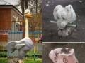 Place zabaw w Rosji
