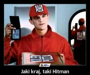 Jaki kraj, taki Hitman