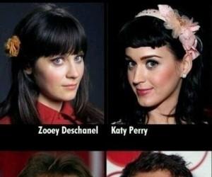 Podobne do siebie sławne osoby