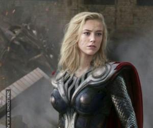 Damska wersja Thora