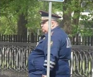 Policja słupowa - Secret Agent