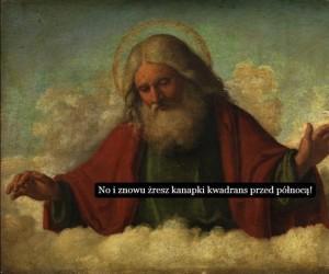 Bóg patrzy