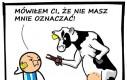 Jeśli tylko krowy pojawią się na Facebooku...