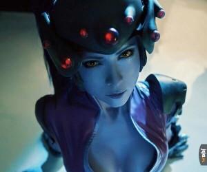 A najbardziej z Overwatcha lubię... cosplaye