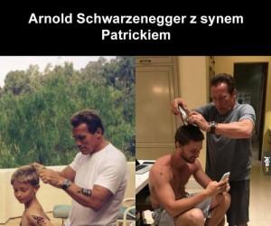 Arnold i syn